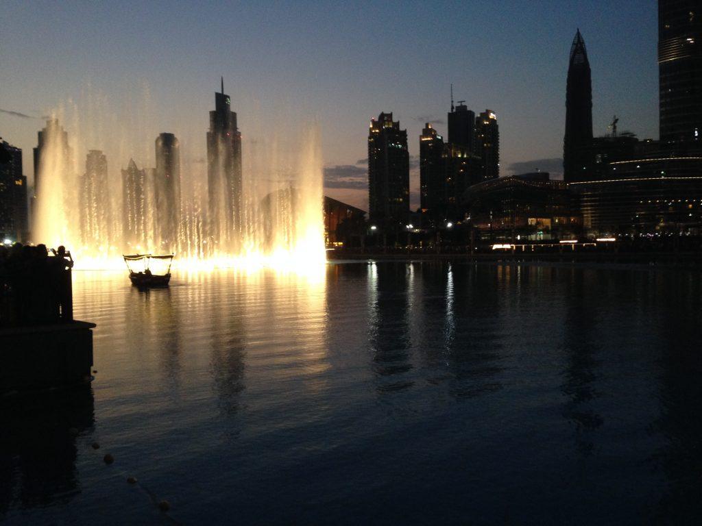 Sognare tra i miei ricordi di viaggio, Dubai.