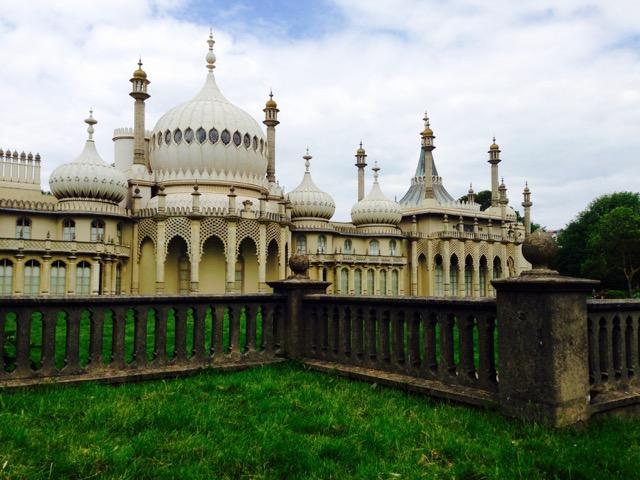 Brighton il mare vicino Londra